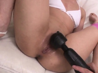 Denuded milf Kotomi Asakura fucked everlasting roughly toys