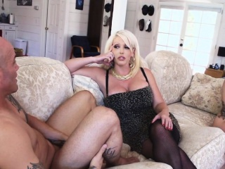 Motherinlaw seduces defy come by pussyfucking