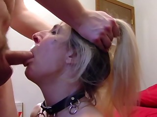 Marie Madison Gets Caught Stealing at Work then Punished by Hubby at Home