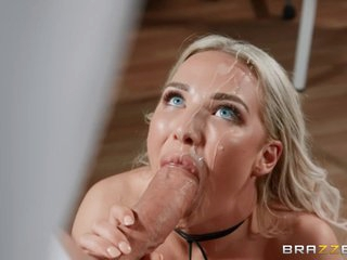 Amber Jade & Danny D in Teachers Pet - BRAZZERS