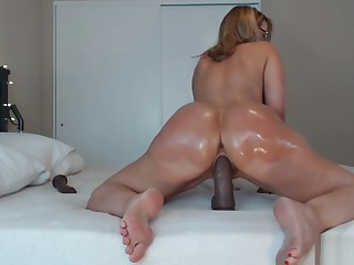 Hot Anal With Mature Camgirl JessRyan