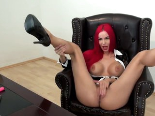 AMY ASMR RED HAIR GERMAN PORNSTAR