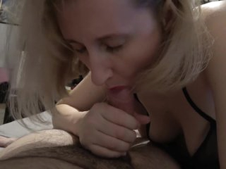Teenager deep inside his wife when he is at work - Shared wife eat his cum
