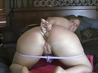 PAWG Virgo Peridots anal gape that counts