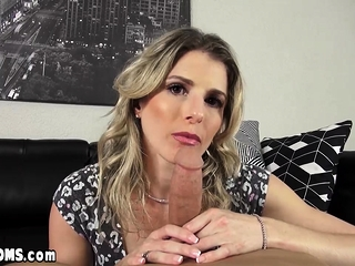 Freakish mature stepmother riding on stepsons big cock