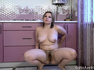 Jerk off Instructions By A Hot Brunette