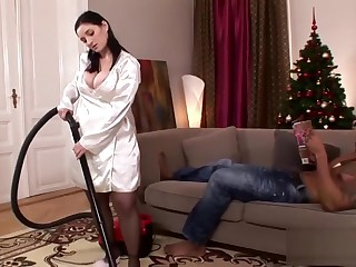 Be in charge housewife rides essentially a BBC