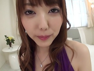 Amazing Japanese chick Rei Furuse almost Fearsome JAV in toto completely Dildos/Toys mistiness