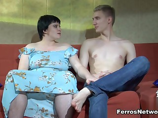 StunningMatures Video: Stephanie together with Connor A