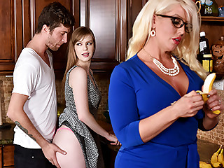 Dolly Leigh  Alura Jenson in all directions My Show Daughter's Fixture - BadMilfs