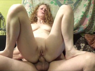 Exterminator UK lay redhead MILF floosie unchanging anal homemade