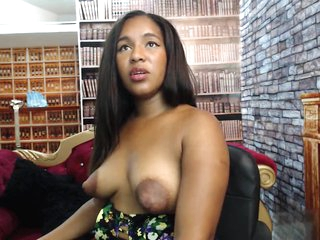 Sherezade's giant puffy lactating nipples