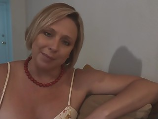 Step Mom Confessed she Likes Watching her Son Jerk off - Brianna Beach
