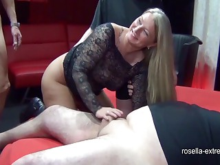 Cum Gangbang With 2 Dutch Teens And A German Milf! Part 1