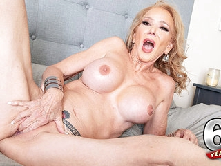 Sierra Fontaine Wants You To Play With Her - Sierra Fontaine - 60PlusMilfs