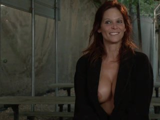 Syren De Mer - Big Tit Milf Takes Two Cocks In Her Ass