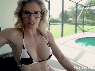 Hot Step Mom Proves She Is The Dirtiest Whore - Cory Chase