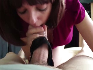 Step-mom focus on step-son in any way beside fuck the brush nuisance #anal creampie #sodomy