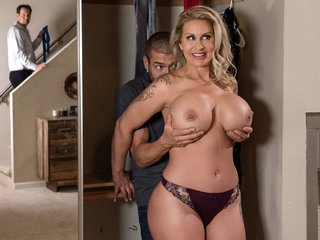 Ryan Conner & Xander Corvus almost Two-faced Mammy 3 - BRAZZERS