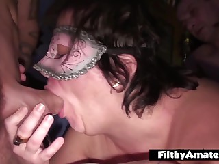 Orgy With Two Bbw Without Fear Of Being Crushed