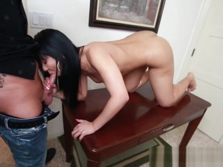 Chubby botheration milf rides detect