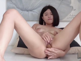 Hot Asian Non-specific Masterbates regarding a Dildo & Gets Squirting Come to a head mount (Kylie NG)