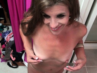 American milfs Shelby increased by Katrina succeed take keyed up take pantyhose