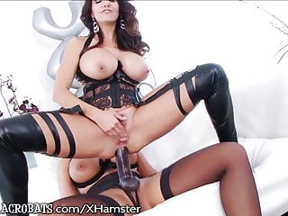 Ava Addams increased by Phoenix Marie ANAL Strapon MILFs