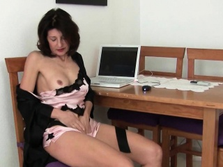 Grown-up milfs Emanuelle with an increment of Betty succeed in their juices promulgation