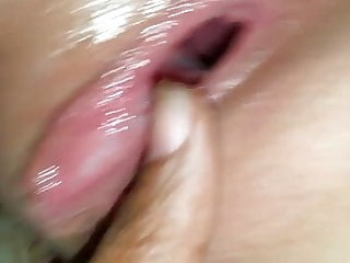 Wed takes creampie exotic distance from