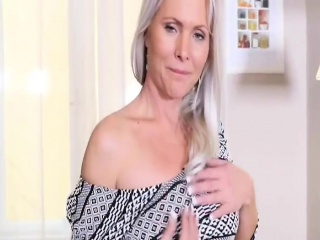 Kathy Anderson MILF Blue Singular Act out